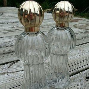 Vintage Perfumery Bottles